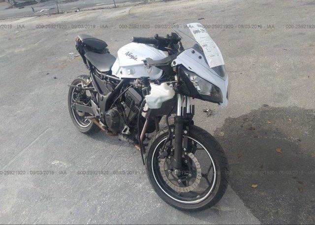 Inventory #321020259 2017 Kawasaki EX300