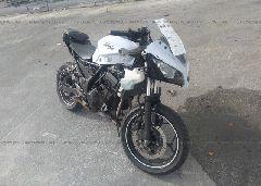 2017 Kawasaki EX300