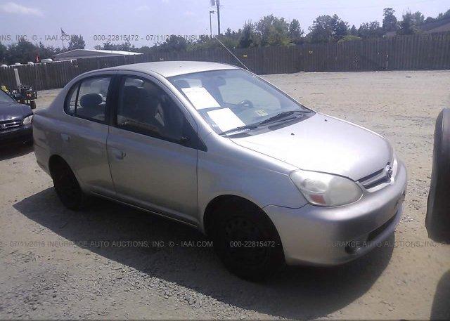 Inventory #270510714 2003 Toyota ECHO