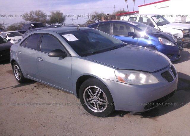 Inventory #686384179 2008 Pontiac G6