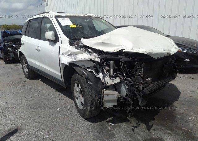 Inventory #434508634 2007 Hyundai SANTA FE