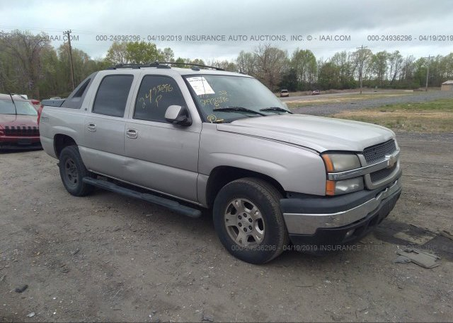 Inventory #992550499 2005 Chevrolet AVALANCHE