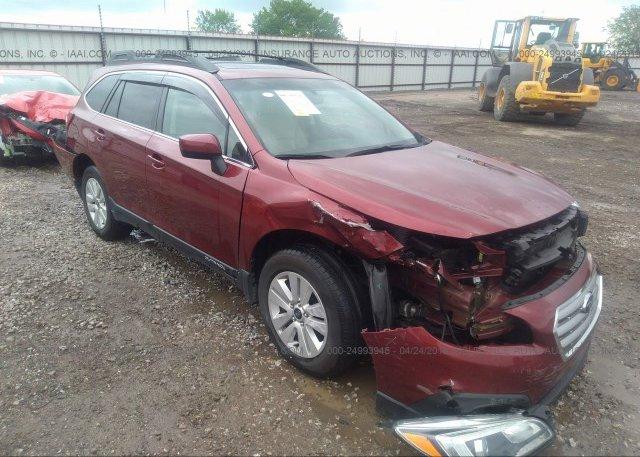 Inventory #606772039 2015 Subaru OUTBACK