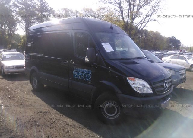 Inventory #776134216 2012 Mercedes-benz SPRINTER