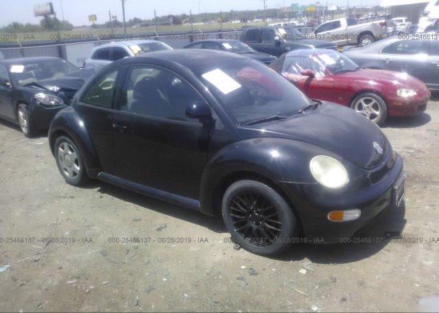 Inventory #762233640 1998 Volkswagen NEW BEETLE