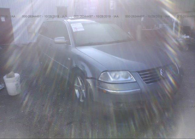 Inventory #522674530 2004 Volkswagen PASSAT