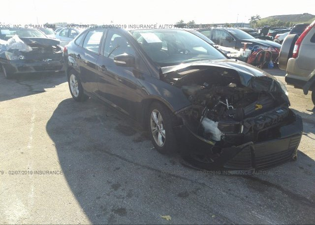 Inventory #663923036 2014 FORD FOCUS