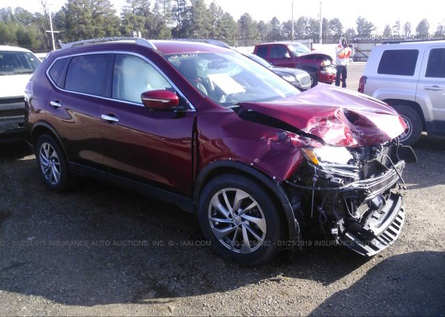 Inventory #954527910 2015 Nissan ROGUE