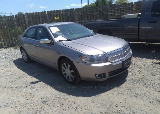 Inventory #786689445 2008 Lincoln MKZ