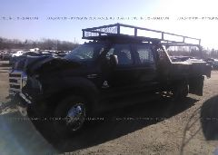 2007 FORD F550 - 1FDAW56PX7EB36651 Right View