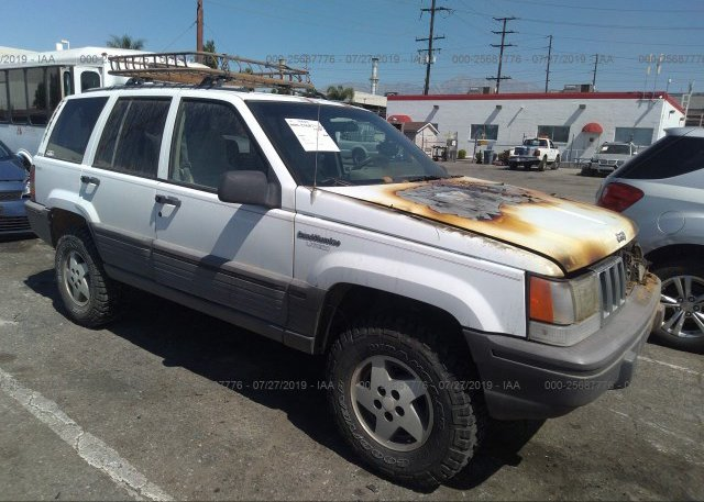 Inventory #206933119 1995 JEEP GRAND CHEROKEE