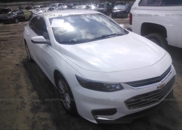 Inventory #286672575 2016 Chevrolet MALIBU