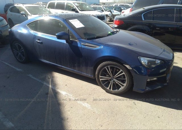 Inventory #251125130 2013 Subaru BRZ