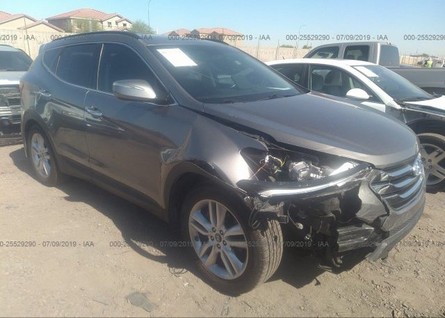 Inventory #788870919 2013 Hyundai SANTA FE SPORT