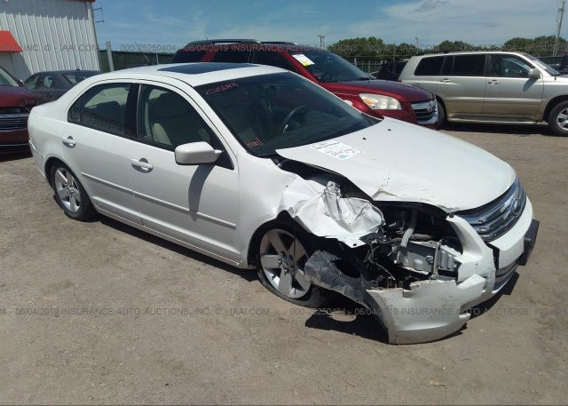 Inventory #342279226 2008 FORD FUSION
