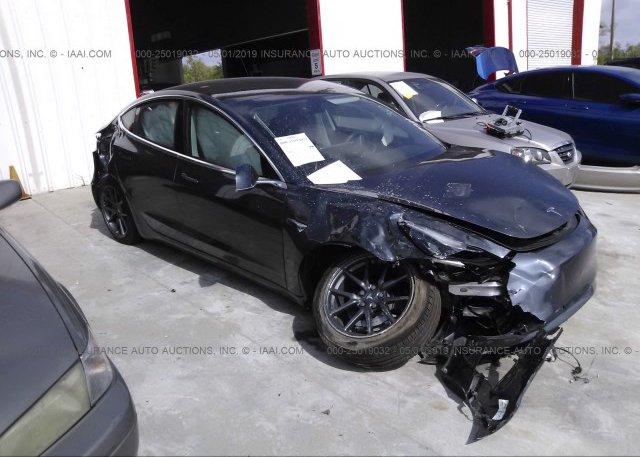 Inventory #774802407 2018 Tesla MODEL 3