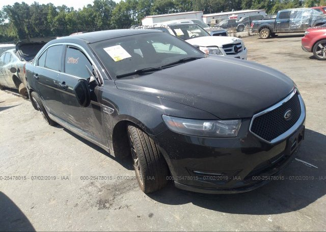 Inventory #378605857 2014 FORD TAURUS
