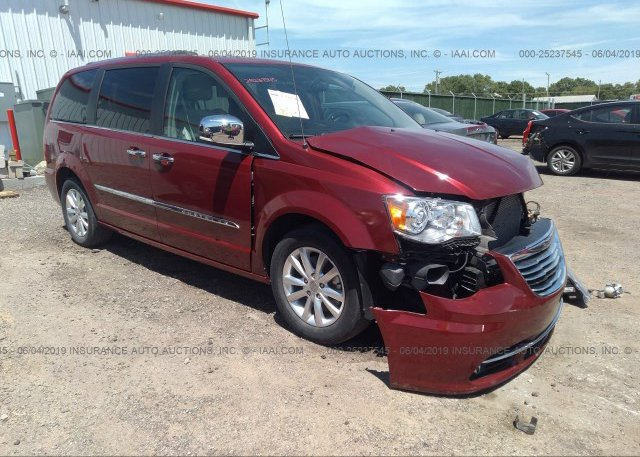 Inventory #989502185 2015 Chrysler TOWN & COUNTRY