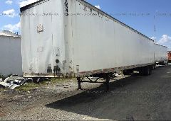 2001 DORSEY TRAILERS VAN - 1DTV115271A285821 Right View