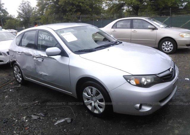 Inventory #599185366 2011 Subaru IMPREZA