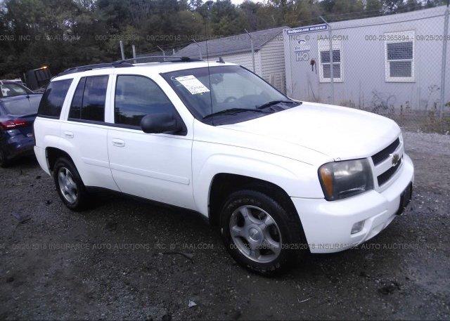 Inventory #807562370 2009 Chevrolet TRAILBLAZER