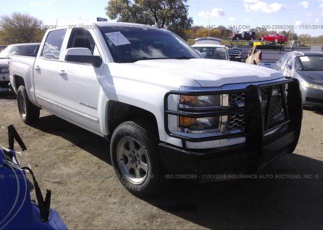 Inventory #579675760 2015 Chevrolet SILVERADO