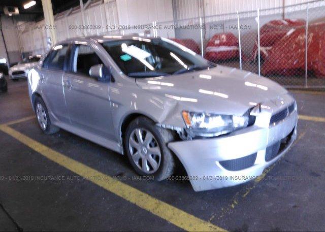 Inventory #584572650 2013 Mitsubishi LANCER