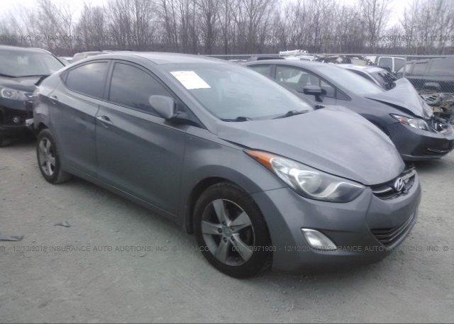 Inventory #702826715 2013 Hyundai ELANTRA