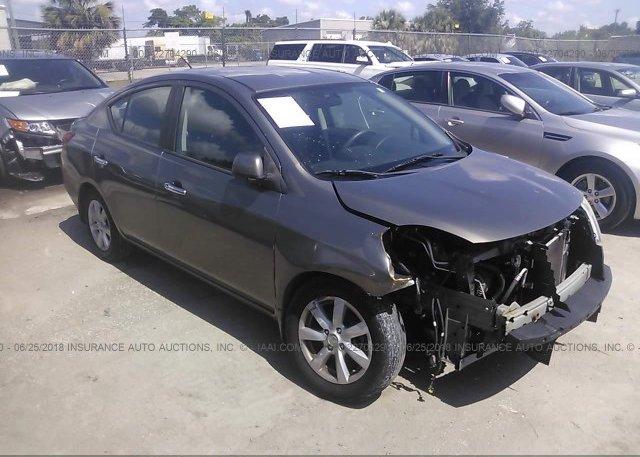 Inventory #712335536 2012 Nissan VERSA