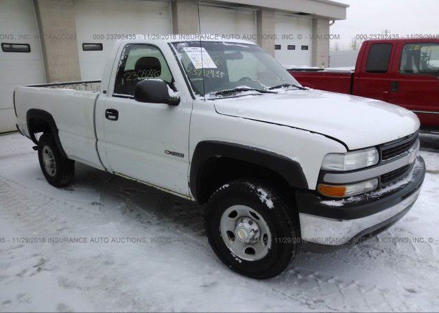 Inventory #935991908 2002 Chevrolet SILVERADO