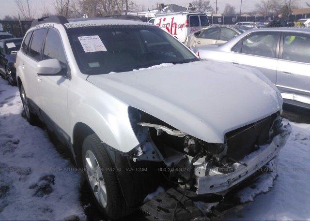 Inventory #982665809 2011 Subaru OUTBACK