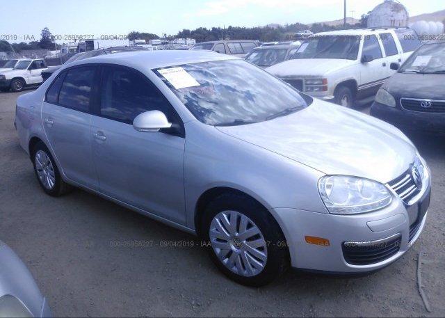 Inventory #705887470 2010 Volkswagen JETTA