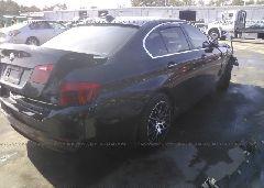 2015 BMW 528 - WBA5A7C59FD626390 rear view