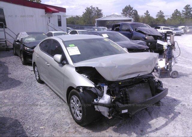 Inventory #132706927 2017 Hyundai ELANTRA