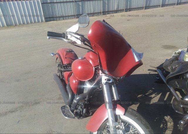 Inventory #356164069 2006 Kawasaki VN900