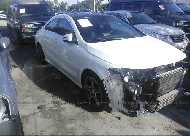 Inventory #184464264 2014 Mercedes-benz CLA