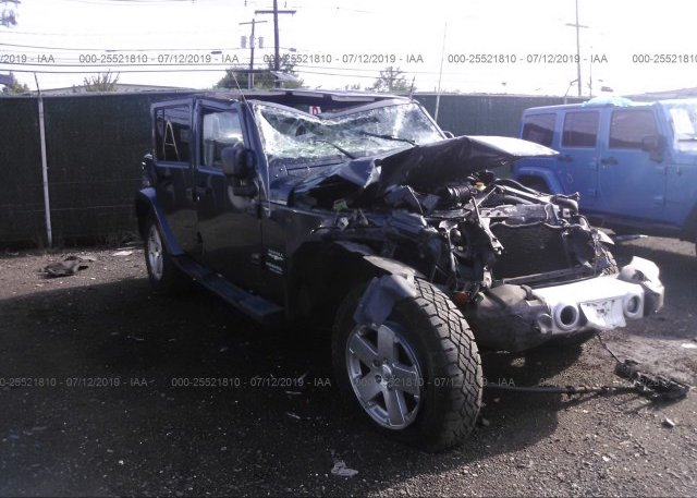 Inventory #435509670 2008 JEEP WRANGLER UNLIMITE
