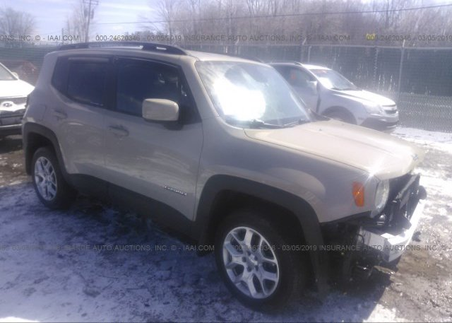 Inventory #182604369 2015 JEEP RENEGADE