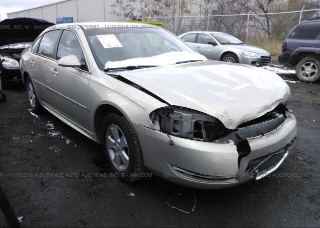 Inventory #551934790 2009 Chevrolet IMPALA