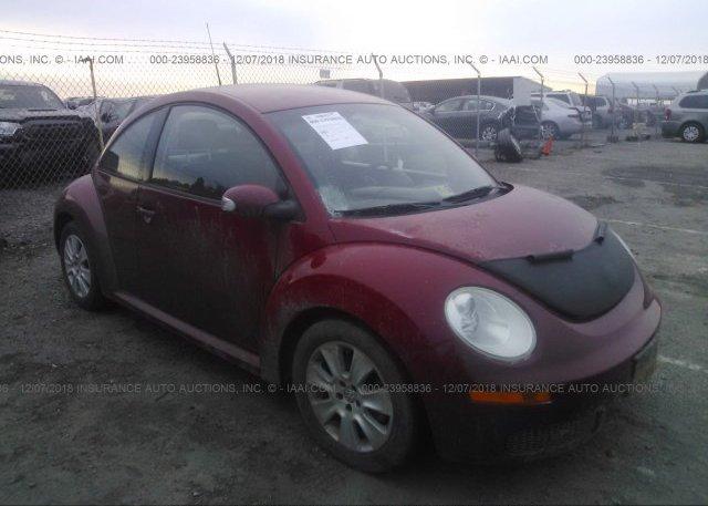 Inventory #871138273 2008 Volkswagen NEW BEETLE