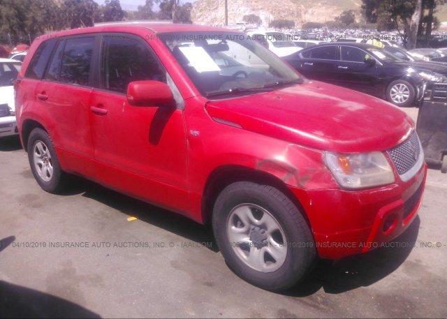 Inventory #810633228 2006 Suzuki GRAND VITARA