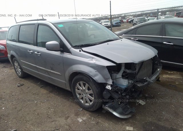 Inventory #755110772 2015 Chrysler TOWN & COUNTRY