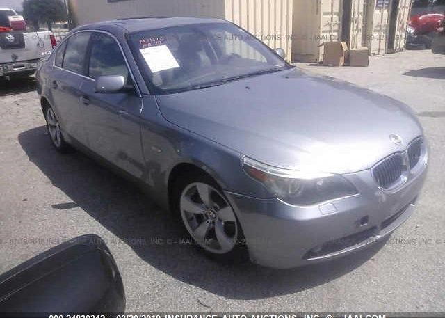 Inventory #756587000 2006 BMW 530