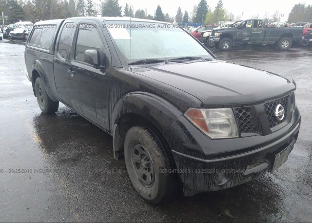 Inventory #871116755 2007 Nissan FRONTIER