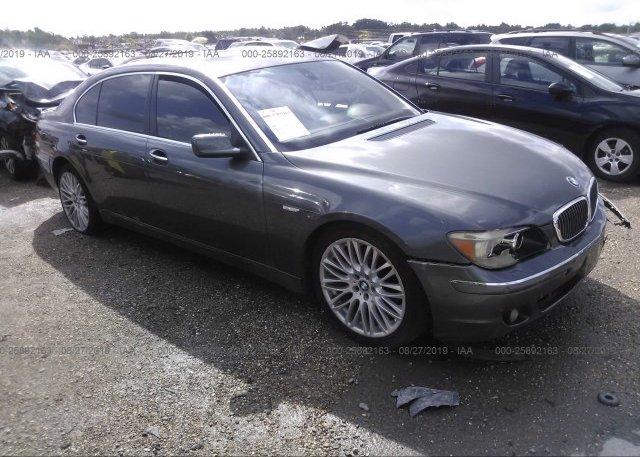 Inventory #484665944 2008 BMW 750