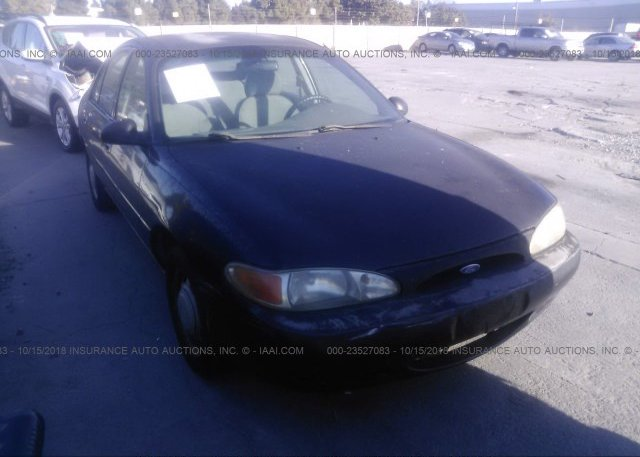 Inventory #775882704 1997 FORD ESCORT