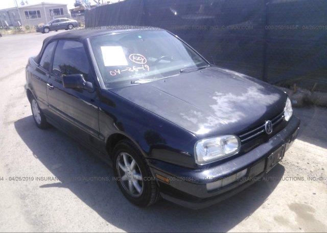 Inventory #608957425 1998 Volkswagen CABRIO