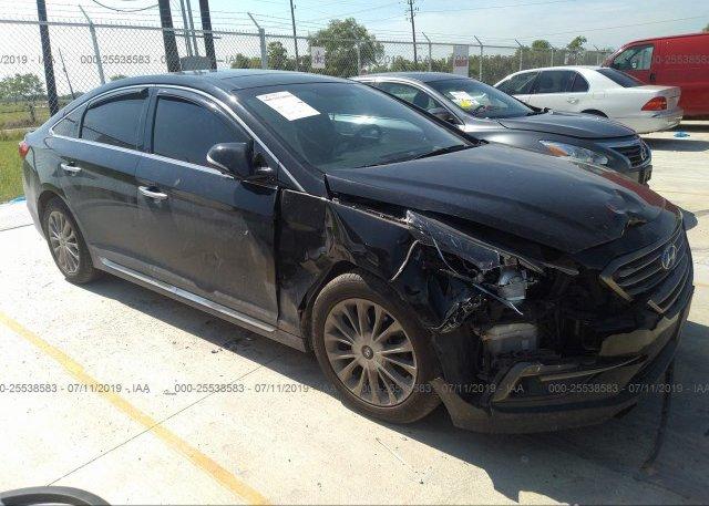 Inventory #406714112 2015 Hyundai SONATA
