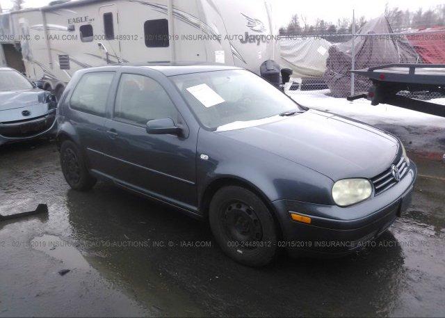Inventory #511616591 2005 Volkswagen GOLF