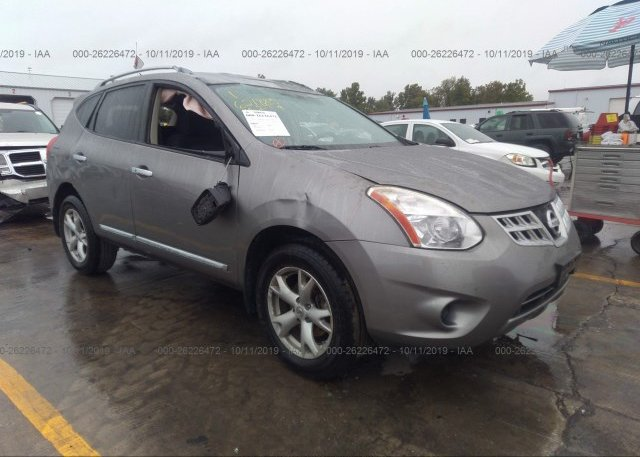 Inventory #683166409 2011 Nissan ROGUE